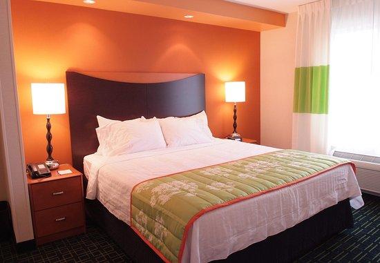 Richfield, UT: King Guest Room