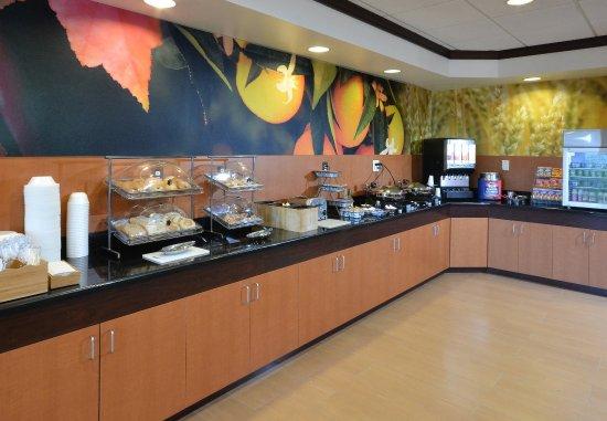 Wytheville, VA: Breakfast Buffet