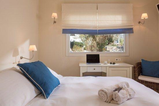 Vencia Hotel: Standard double garden view
