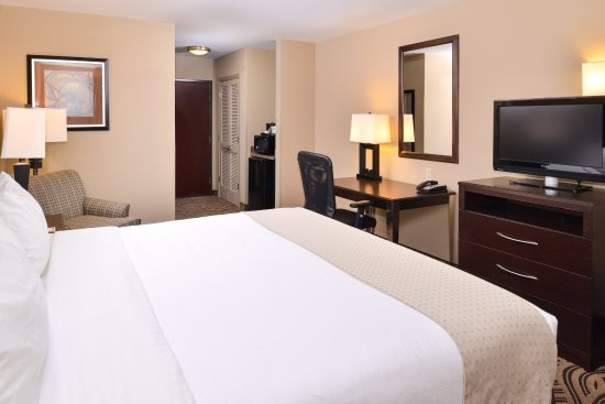Holiday Inn Fort Worth North-Fossil Creek: King Bed Guest Room