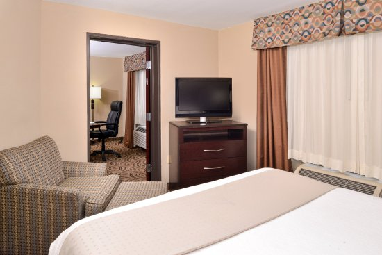 Holiday Inn Fort Worth North-Fossil Creek: Guest Room