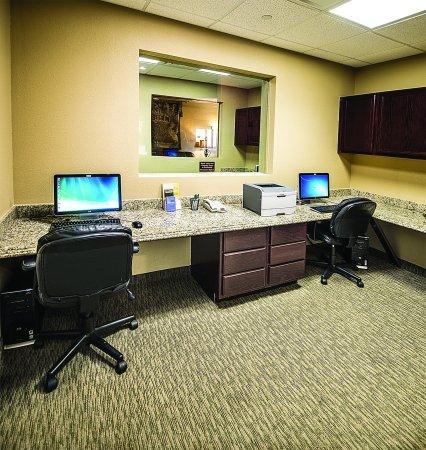 Marble Falls, Техас: BusinessCenter
