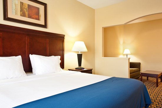 Holiday Inn Express Hotel & Suites Waukegan: Suite