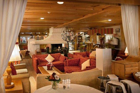 Ferienart Resort & Spa: Lounge