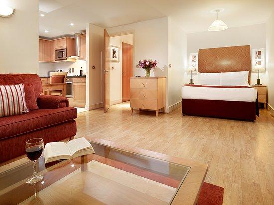 Elegant Marlin Apartments Queen Street: Studio Apartment