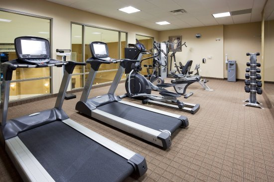 Holiday Inn Express Hotel & Suites Woodstock: Fitness Center