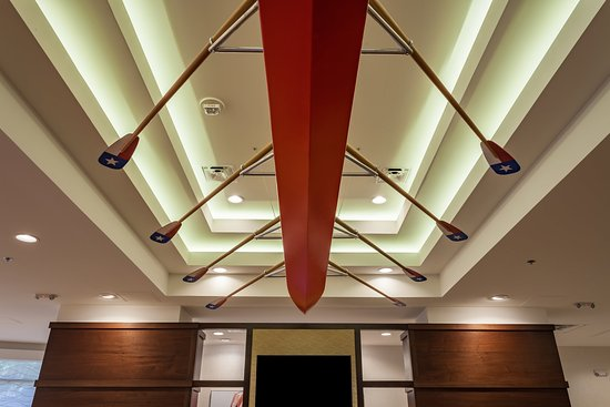 Holiday Inn Austin-Town Lake : Our Salute to Austin Rowers
