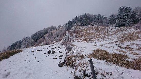 Koshu, Japão: アイゼンは必要なし