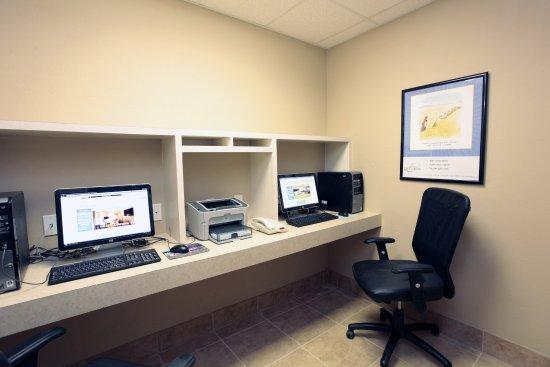 Port Lavaca, تكساس: BusinessCenter