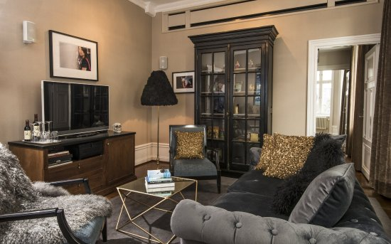 Lydmar Hotel : Large King Room