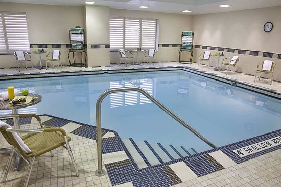 Hilton Garden Inn Toronto Downtown: Indoor Swimming Pool