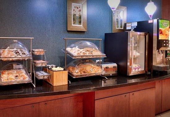 นัมปา, ไอดาโฮ: Breakfast Buffett