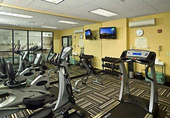 Courtyard Bangor: Fitness Center