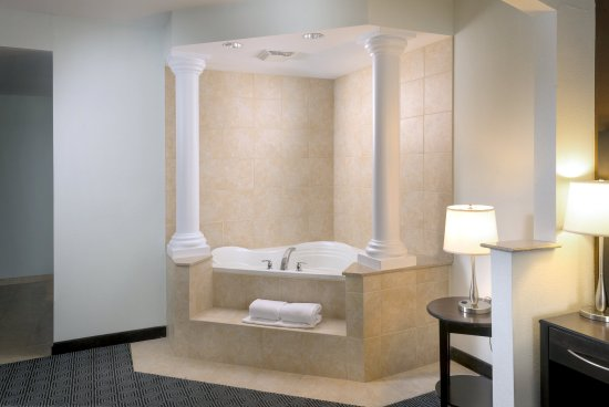 Warminster, PA: Jacuzzi Suite