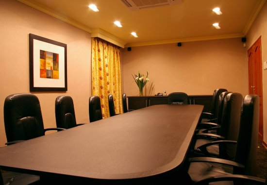 Harrismith, Afrique du Sud : Boardroom