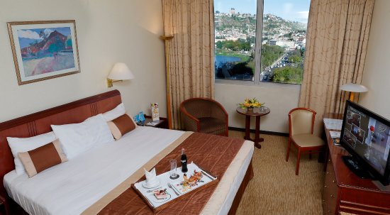 Hotel Carlton Antananarivo Madagascar: Accommodation