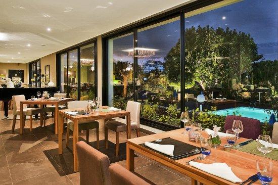 Hotel Carlton Antananarivo Madagascar: Dining