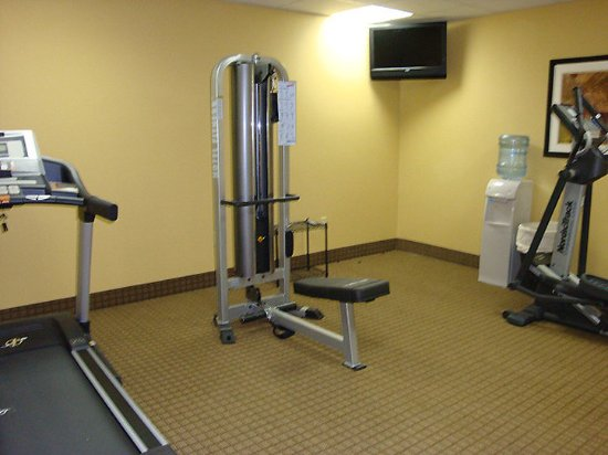 Fairfield, TX: HealthClub