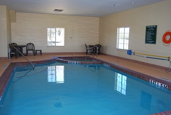 Fairfield, Техас: PoolView
