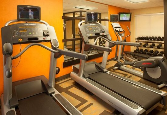 Courtyard Atlanta Conyers : Fitness Center