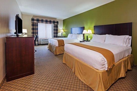 Kilgore, Teksas: Queen Bed Guest Room