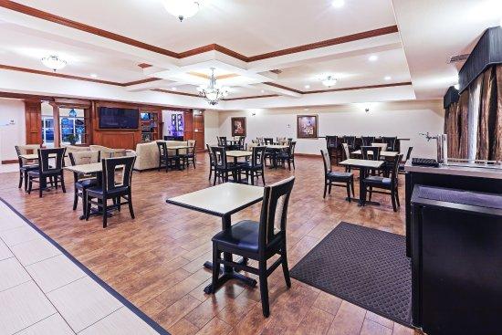 Kilgore, Teksas: Breakfast Bar