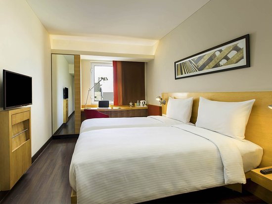 ibis Gurgaon Golf Course Road - An AccorHotels Brand: Guest Room