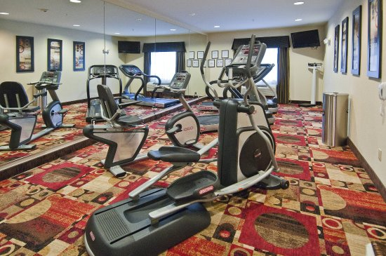 Holiday Inn Express & Suites Lafayette-South: Fitness Center