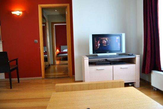 Schaerbeek, Belgium: Meeting Room