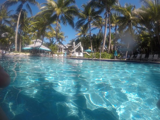 The Inn at Key West: The pool was amazing. The temperature was perfect and super clean