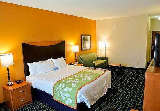 Shepherdsville, Κεντάκι: Larger King Guest Room