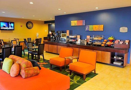 Shepherdsville, KY: Breakfast Area