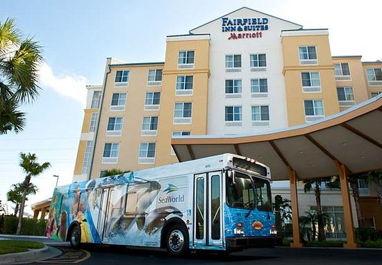 Fairfield Inn & Suites Orlando at SeaWorld®