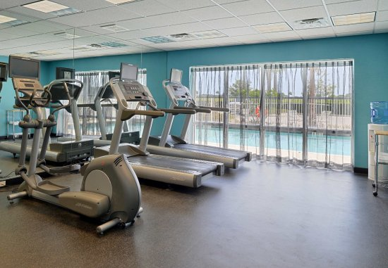 Fairfield Inn & Suites Fort Pierce: Fitness Center