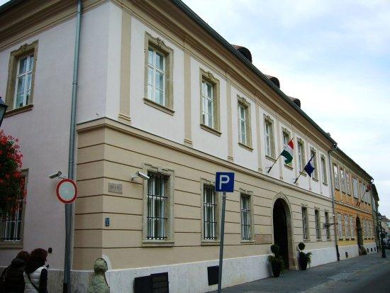 Buda Castle Fashion Hotel: Exterior