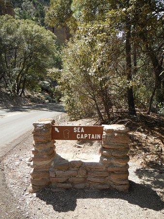 Willcox, AZ: Chiricahua National Monument, Arizona