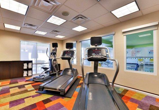 Fairfield Inn & Suites Kingsland: Fitness Center