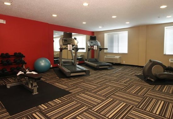TownePlace Suites Albany Downtown/Medical Center: Fitness Center