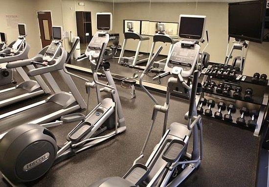SpringHill Suites Logan : Fitness Center
