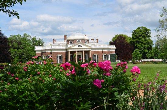 Усадьба Томаса Джефферсона Монтичелло: Monticello