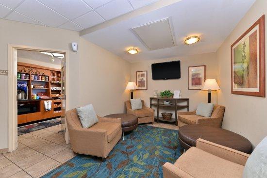 Bluffton, SC: Hotel Lobby