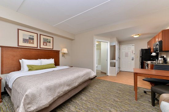 Bluffton, SC: King Bed Guest Room