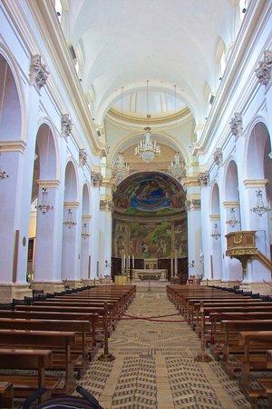 Spoleto, Itália: Interior - Cattedrale di Santa Maria Assunta