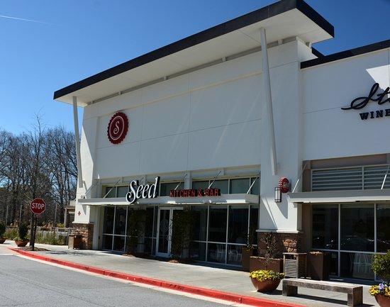 Marietta, GA: Entrance