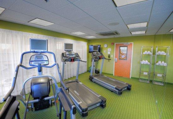 Fairfield Inn & Suites Auburn Opelika: Fitness Center