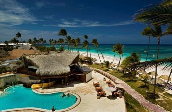 VIK Hotel Cayena Beach: Pool