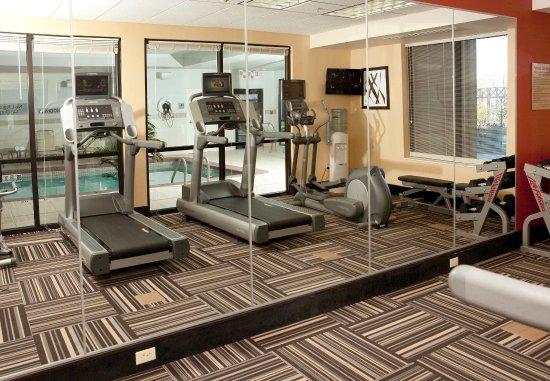 นอร์แมน, โอคลาโฮมา: Fitness Room