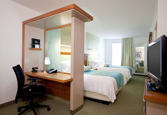SpringHill Suites Salt Lake City Airport