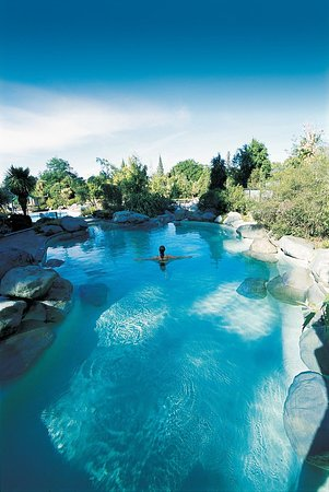 Hanmer Springs Thermal Pools & Spa