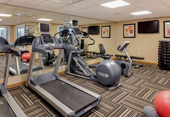 Auburn, Maine: Fitness Center